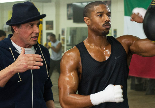 Warner Bros - Creed - Corazon de Campeon-