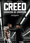 Warner Bros Pictures - Creed - Corazon de Campeon - Afiche