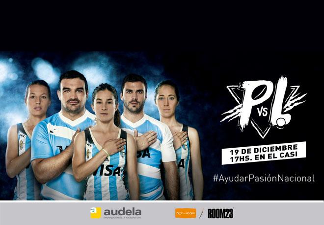 Audela - Pumas vs Leonas - 6ta Edicion - 2015