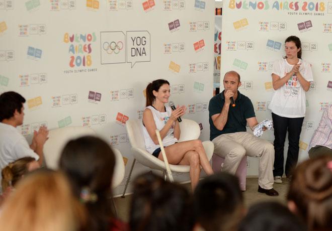 IOC - Luciana Amyar - Buenos Aires 2018 4
