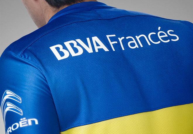 Nike - Camiseta Boca Juniors 2016 - Carlos Tevez 3