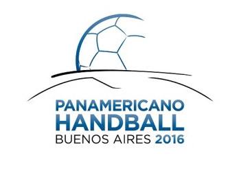 Logo Panamericano Handball 2016
