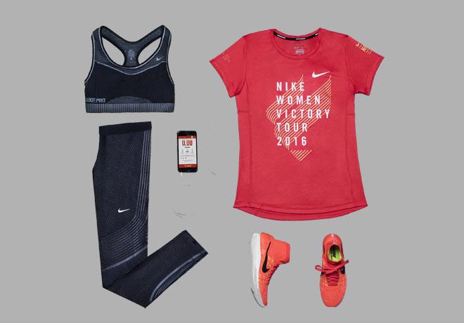 Nike Women Victory Tour 21K