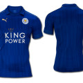 Puma - Leicester Football Club - Home Kit 1