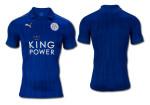 Puma - Leicester Football Club - Home Kit 1