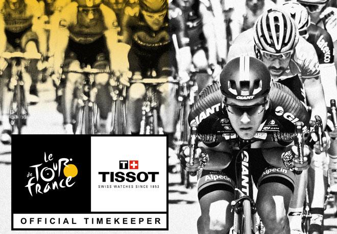 Tissot - Tour de France
