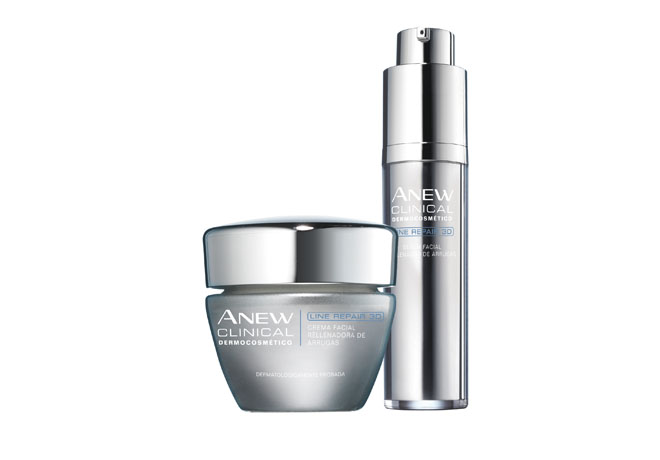 Avon - A New Clinical Line Repair 3D