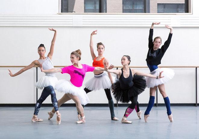 Puma - Ballet de Nueva York - New York City Ballet