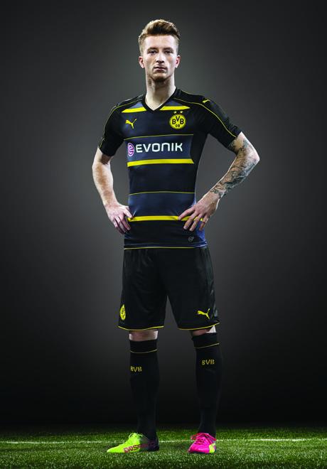 Puma - Borussia Dortmund 2