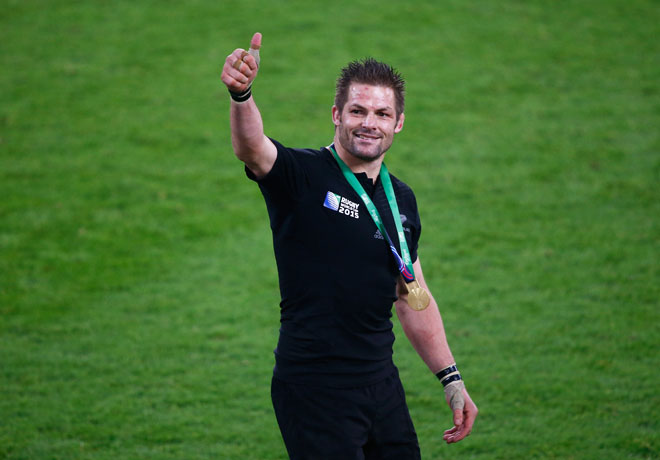 Richie McCaw - Chasing Great 1