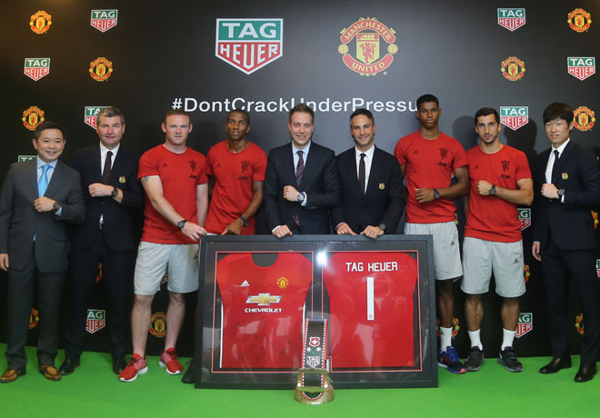 TAG Heuer - Manchester United 1
