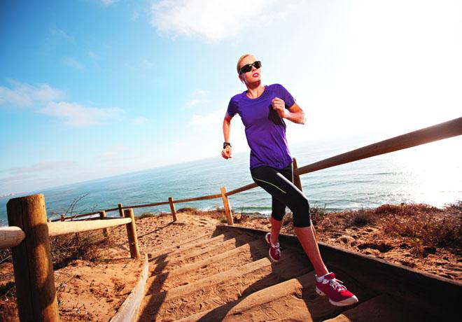 William Hope - Mujeres Running