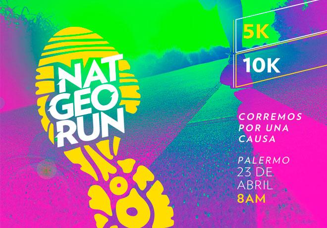 Nat Geo Run llega a la Argentina.