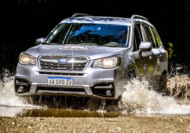 """Subaru apoya la edición 2017 de """"Raid Columbia""""."""