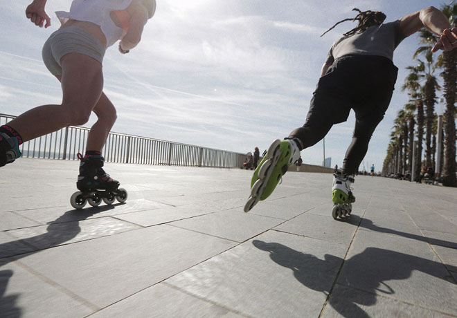Tp Agencia - Rollerblade Race