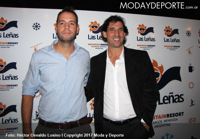 Las Lenas - Temporada 2017 Julian Bachelet