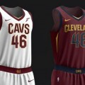 Nike - Goodyear - Cleveland Cavaliers