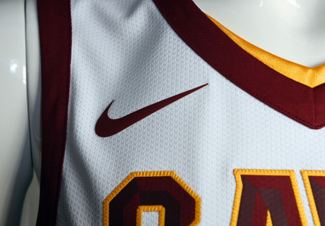 Nike - Goodyear - Cleveland Cavaliers Edicion Asociacion 2