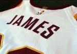 Nike - Goodyear - Cleveland Cavaliers Edicion Asociacion 4