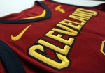 Nike - Goodyear - Cleveland Cavaliers Vino Tinto 1