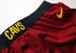 Nike - Goodyear - Cleveland Cavaliers Vino Tinto 4