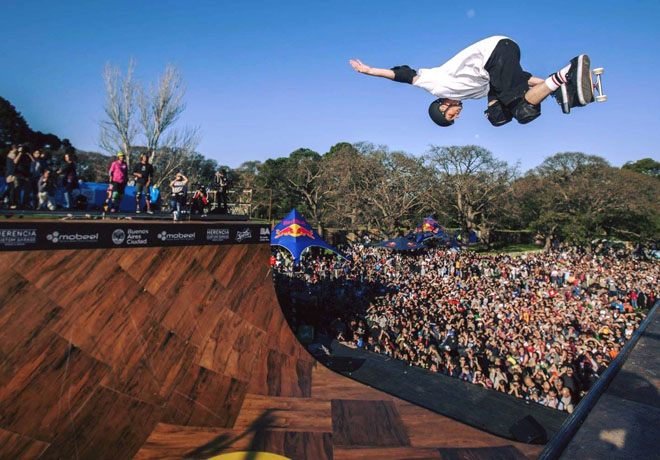 Tony Hawk - X-Treme Life Fest