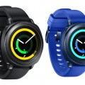 Samsung Electronics - Wearables - Gear Sport - Black - Blue