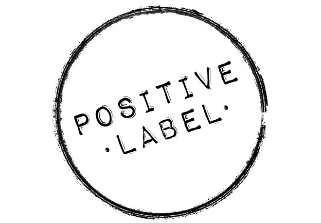 Positibe Label - Logo
