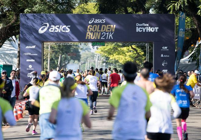 Asics - Golden Run Buenos Aires