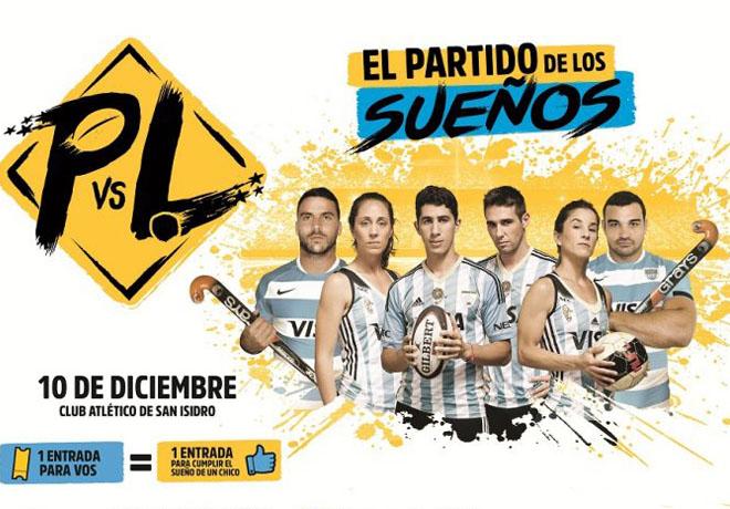 Fundacion Audela Norte - Fundacion Ruta 40 - Pumas vs Leonas - El Partido de los Suenos