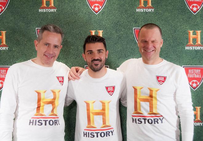 History - La Historia del Futbol - History of Football - Dan Korn - David Villa - Patrick Vien