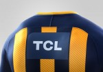 Nike - Camiseta Rosario Central 2018 - Home Cuello