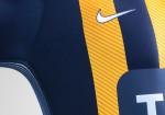 Nike - Camiseta Rosario Central 2018 - Home - Home Axila Baja