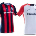 Nike - Camiseta San Lorenzo 2018 - Home - Away
