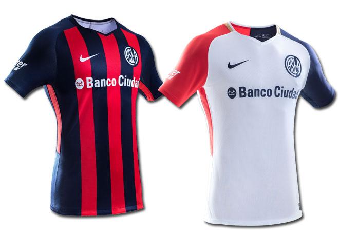 Nike - Camiseta San Lorenzo 2018 - Home - Away 01ff1adac2510