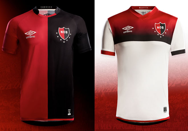 Umbro - Newells Old Boys - Titular - Alternativa