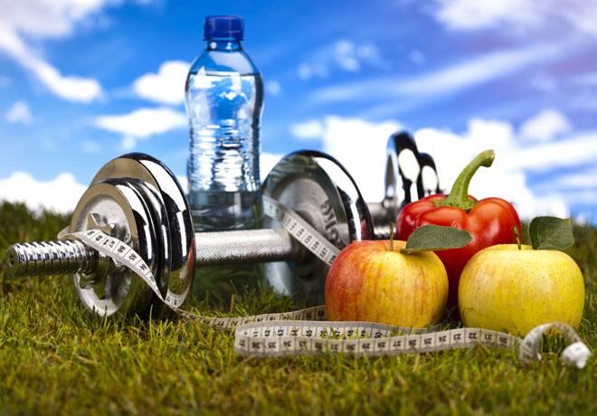 Deporte - Alimentacion - Nutricion
