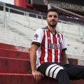 adidas - River Plate - Camiseta Alternativa Tricolor