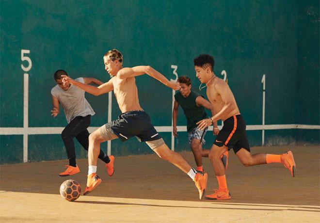 Se viene el torneo Nike #SoyMercurial.