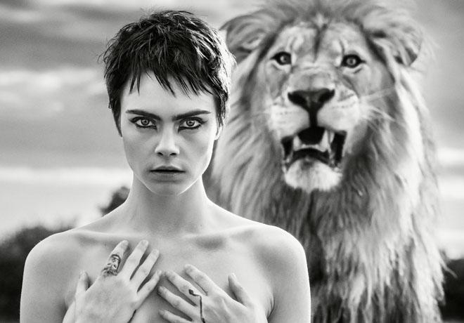 "Cara Delevingne aporta su sello personal a la campaña de TAG Heuer ""Don't Crack Under Pressure""."