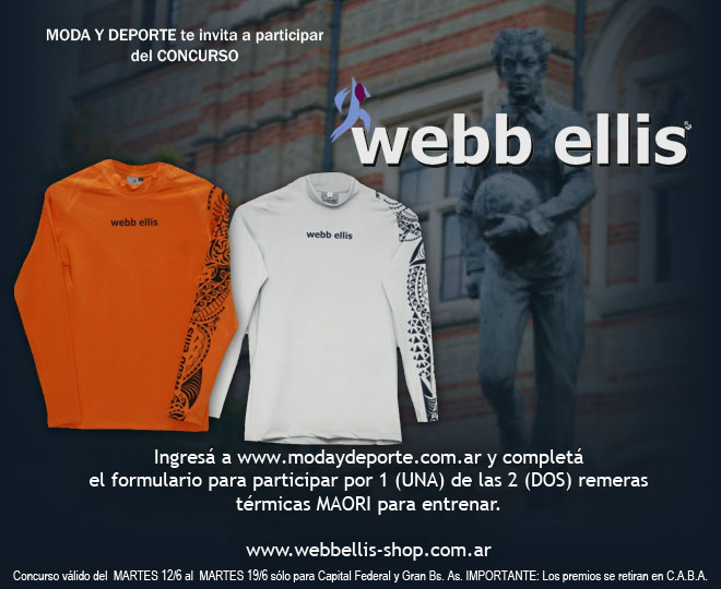 Concurso Webb Ellis.