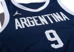 Nike - Air Jordan - CABB - Camiseta Suplente Away Frente