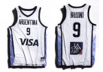 Nike - Air Jordan - CABB - Camiseta Titular Home Frente y Dorso
