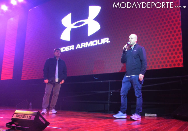 Under Armour - HOVR - No Gravity Fest - Manuel Ovalle - Juan Jose Roque