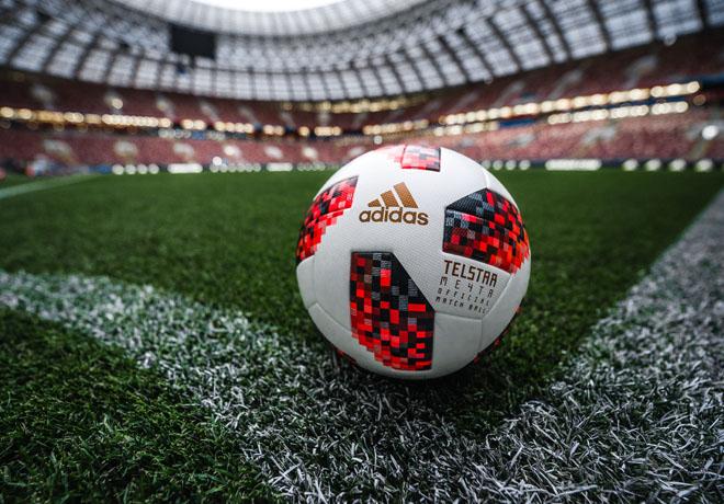 Las etapas eliminatorias del Mundial de Rusia se jugarán con nueva pelota.