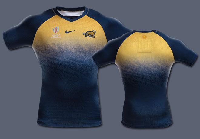 Nike - Los Pumas Seven - Camiseta Alternativa 2018 1