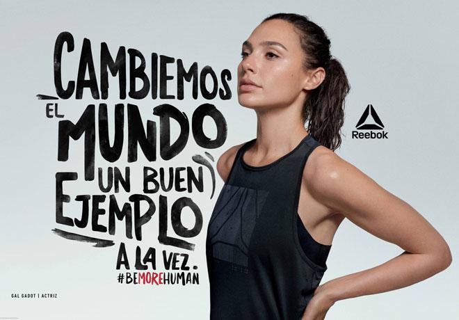 Reebok Argentina - Be More Human - Gal Gadot