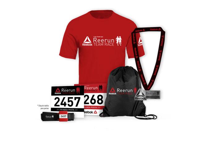 Se abrieron las inscripciones para Reerun Team Race 20K.