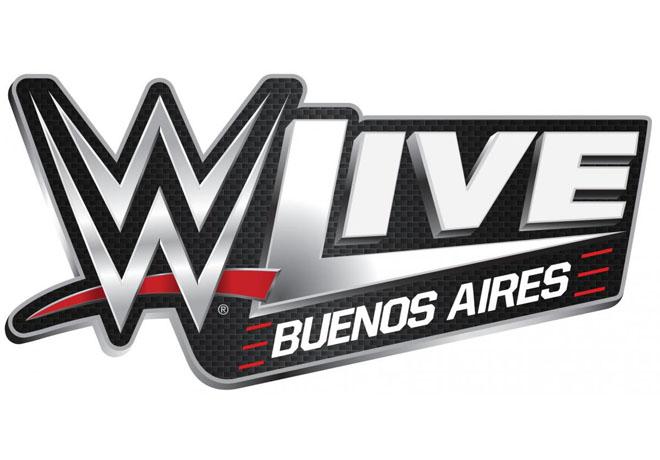 WWE Live Buenos Aires - Logo
