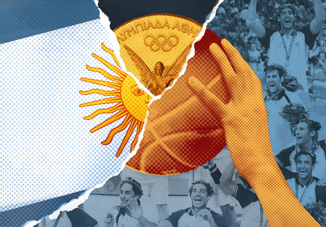 "Olympic Channel estrena el documental ""The Golden Generation""."